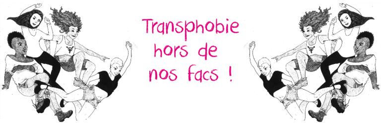 Campagne contre la Transphobie